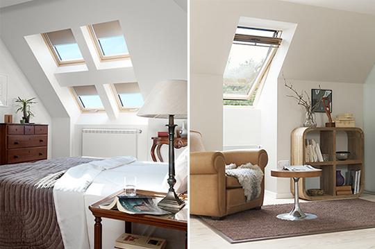 Finestre per tetti velux rivenditore autorizzato for Velux finestre per tetti dimensioni