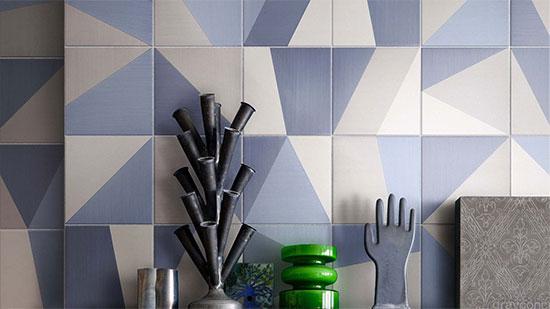 serie tangram ceramica bardelli